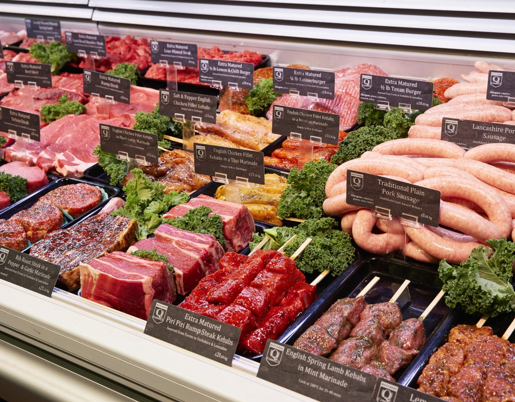 Main Meat Counter